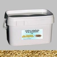Litière végétale anti-poux - 2 kg