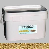 Litière végétale anti-poux - 4 kg