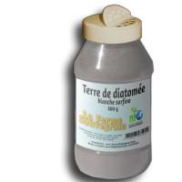 Terre de diatomée pour chats et chiens - anti puce naturel - poudreur 350 gr