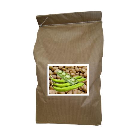Féverole concassée sans OGM - 5kg