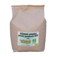 Aliment complet pour les poules - 10kg