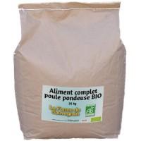 Aliment complet pour les poules pondeuses - 20kg
