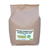 Aliment complet poule pondeuse sans OGM - 10 kg