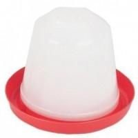 Abreuvoir plastique siphoïde - 1.5L