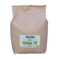Maïs BIO - 10 kg