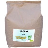 Blé BIO - 25kg